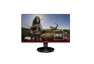 AOC Monitor 24.5 G2590FX LED 144Hz DP HDMI FreeSync