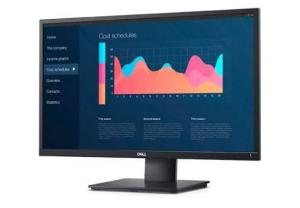 Dell Monitor E2420HS 24 cale LED IPS 1920x1080 VGA/HDMI/3Y