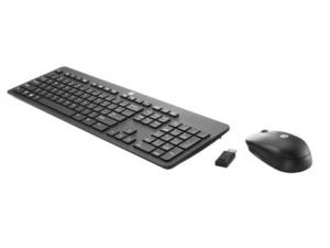 HP Inc. Slim Wireless KB and Mouse            T6L04AA