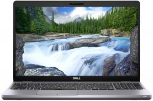 Dell Latitude 5510 	S001L551015PL 15,6 FHD / i5-10210U / 8GB / 256GB SSD / Intel Graphics / W10 Pro