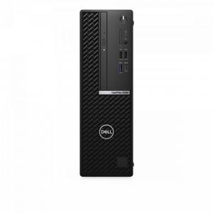 Dell Komputer Optiplex 5080 SFF N017O5080SFF / i7-10700 / 16GB / 256GB SSD / Integrated / DVD RW / Kb / Mouse / W10Pro
