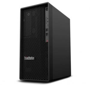 Lenovo Stacja robocza ThinkStation P340 Tower 30DH0016PB W10Pro W-1250/16GB/512GB/P630/DVD/3YRS OS