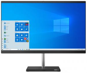 "Lenovo AiO V50a 11FJ00BNPB 23.8"" FHD / i3-10100T /8GB / 256GB / INT / DVD / W10Pro / 3YRS OS + Premier Support"